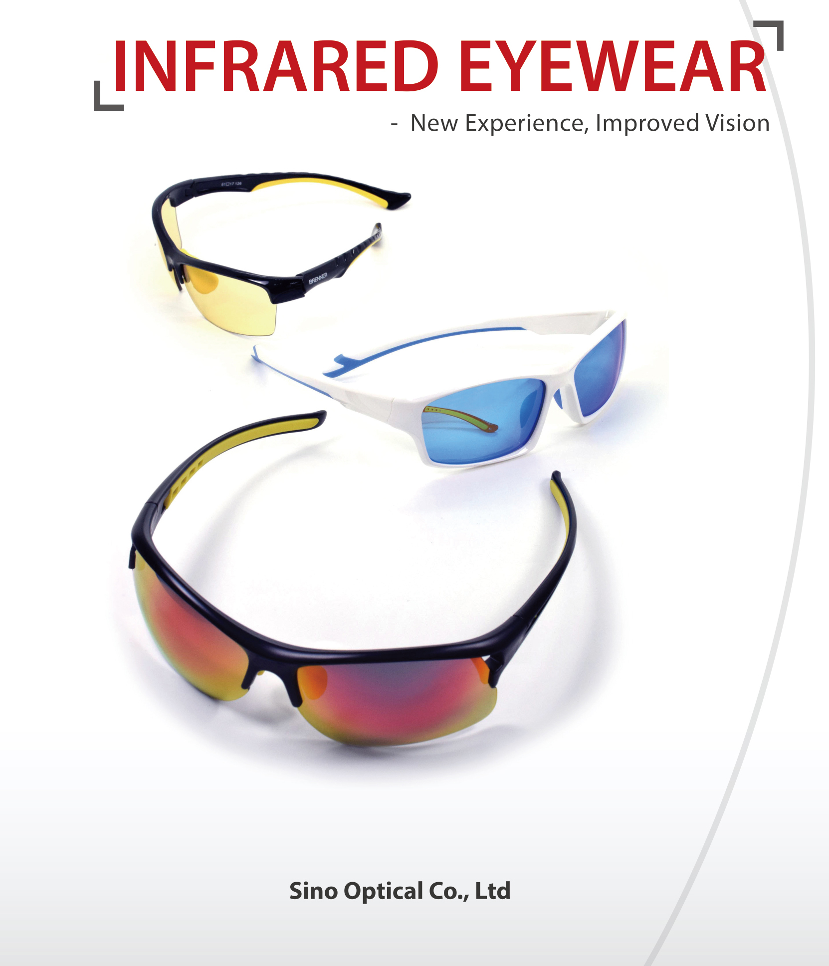Innovation: Infrared Energy Eyewear