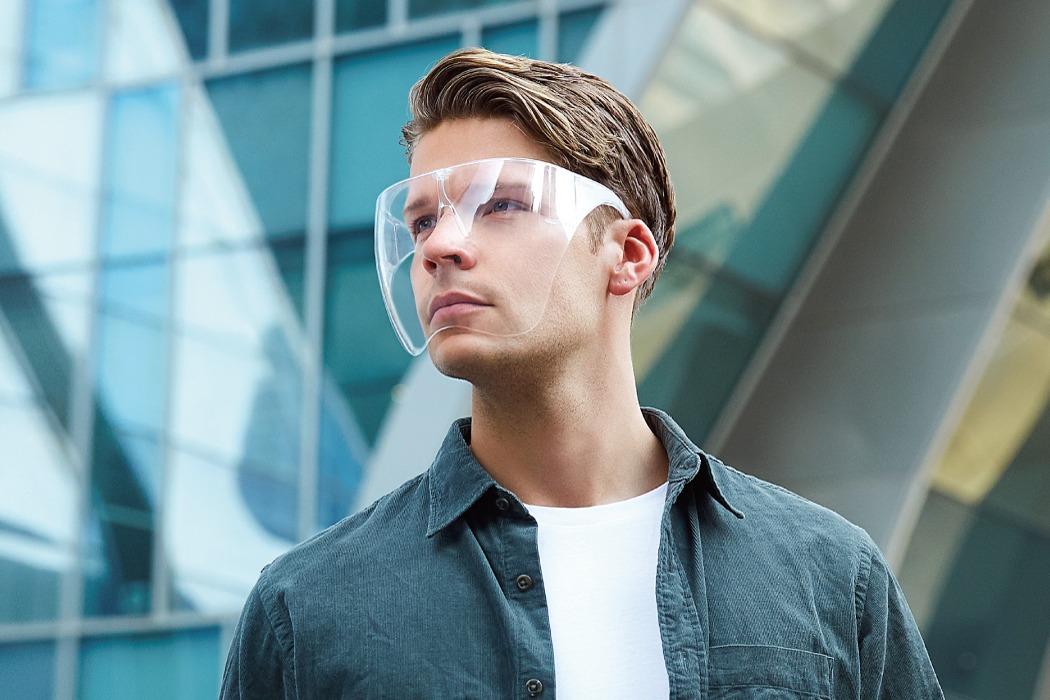 眼鏡安全防護罩